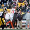 JAN 01 Browns at Steelers