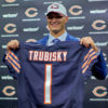 APR 28 Chicago Bears Mitchell Trubisky Press Conference