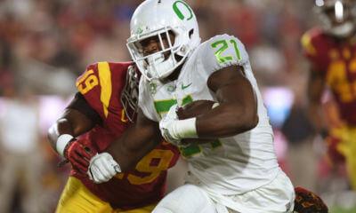 NOV 05 Oregon at USC